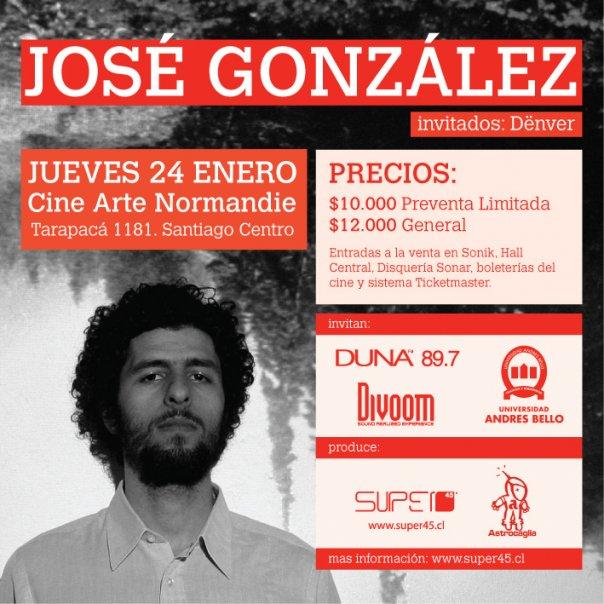 Afiche José