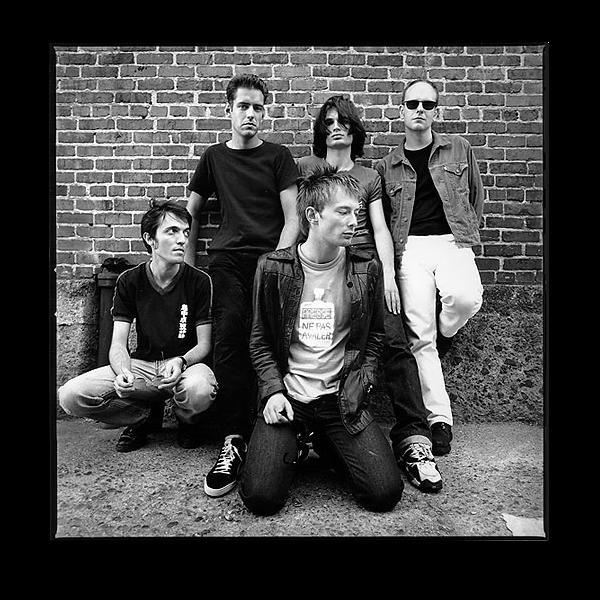 Radiohead hace años
