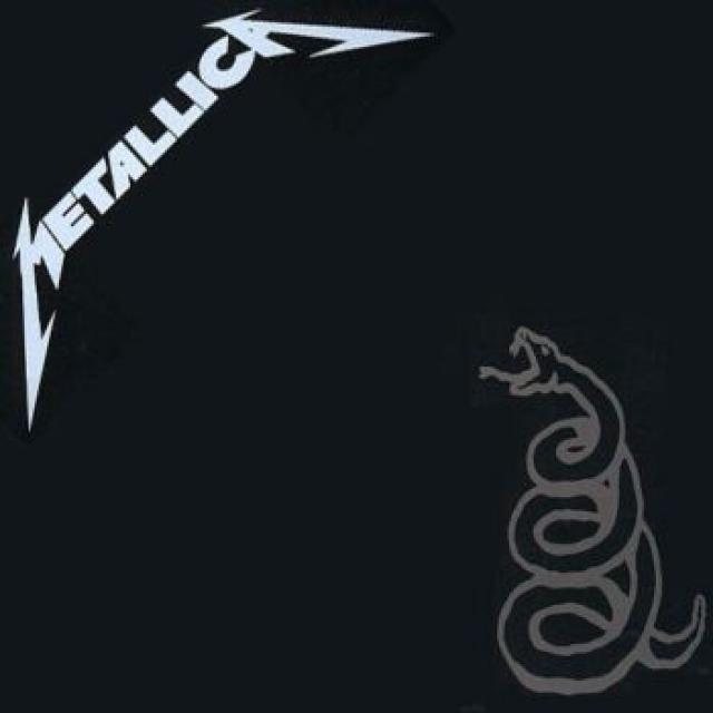 Como se grabó Black Album-Metallica