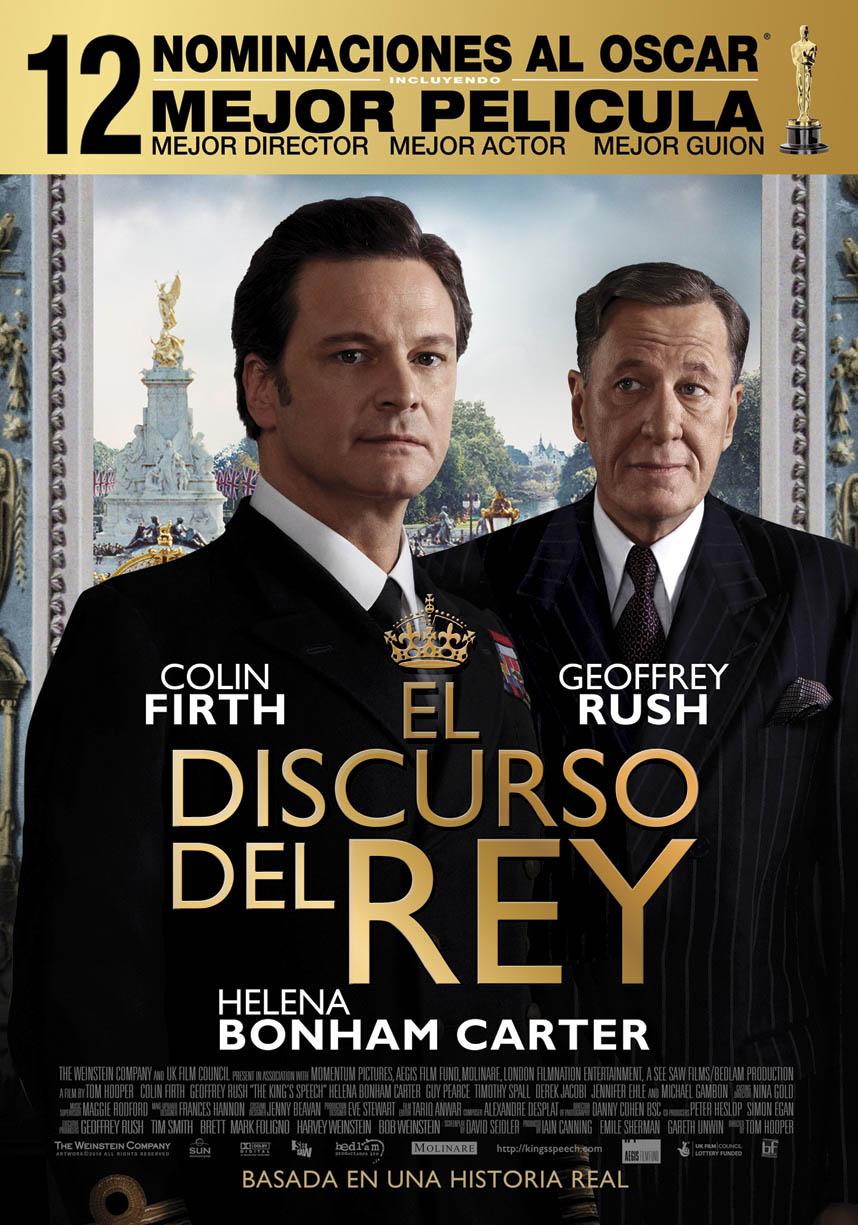 El Discurso Del Rey (BRScreener)