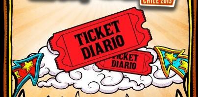 Tickets Diarios