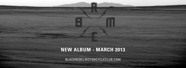 BRMC NEW ALBUM