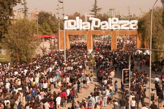 Lollapalooza Chile 2013: Día 1 | POTQ Magazine