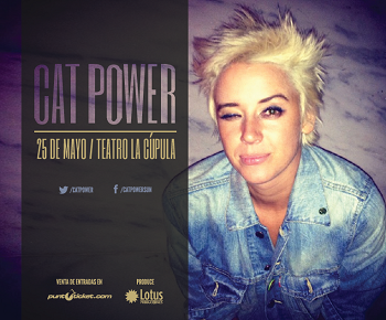 Cat Power en Chile