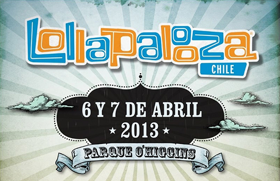 Mixtape: Lollapalooza Chile 2013 | POTQ Magazine