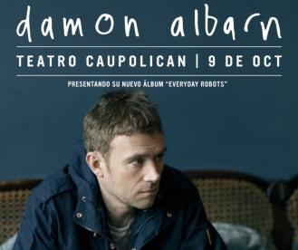 POTQ Setlist: Damon Albarn