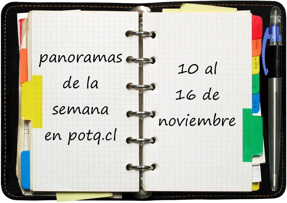 16 noviembre: