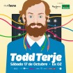 Todd Terje en Chile