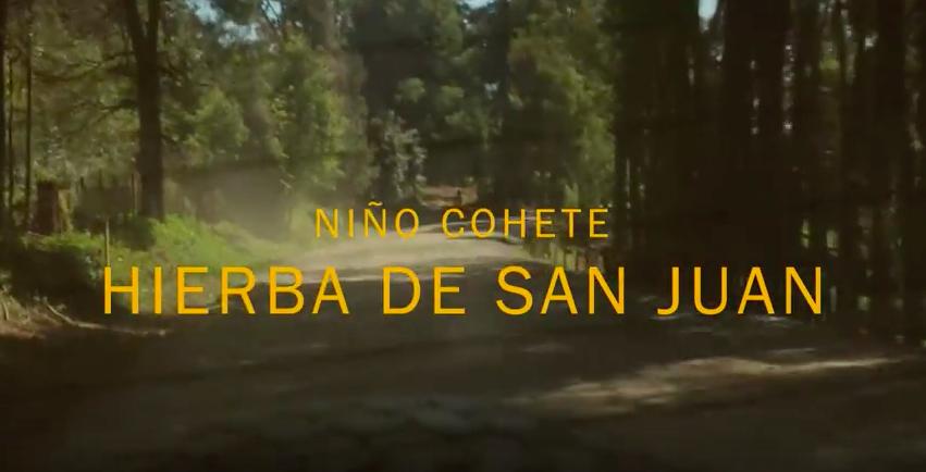 Niño Cohete Hierba de San Juan