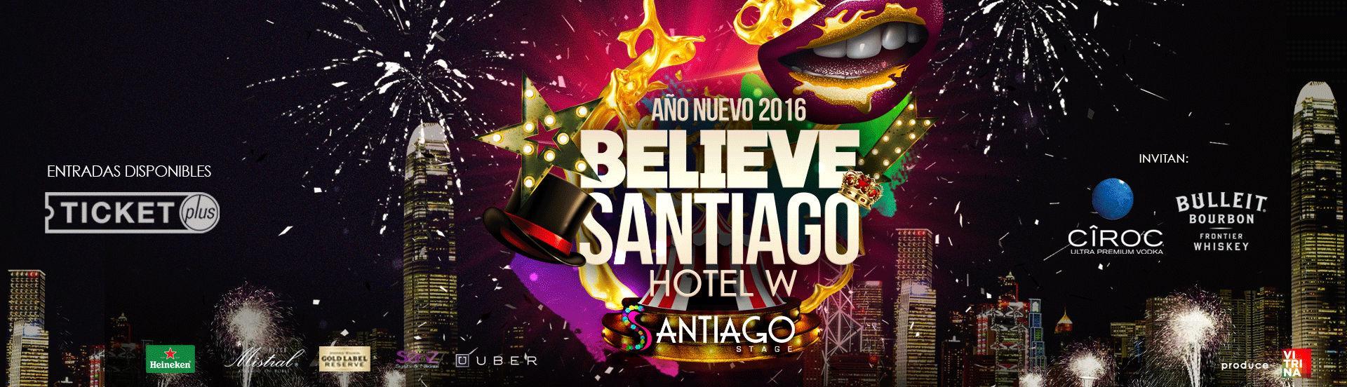 Believe Santiago