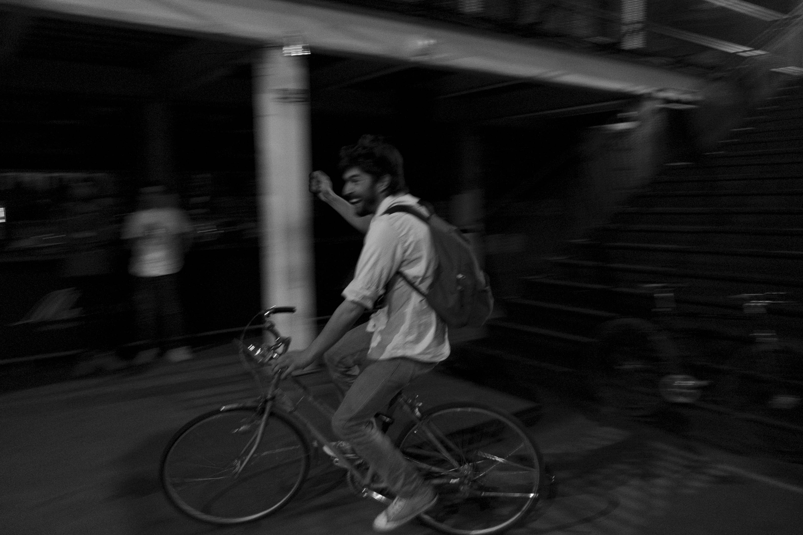 Leo en bici 2