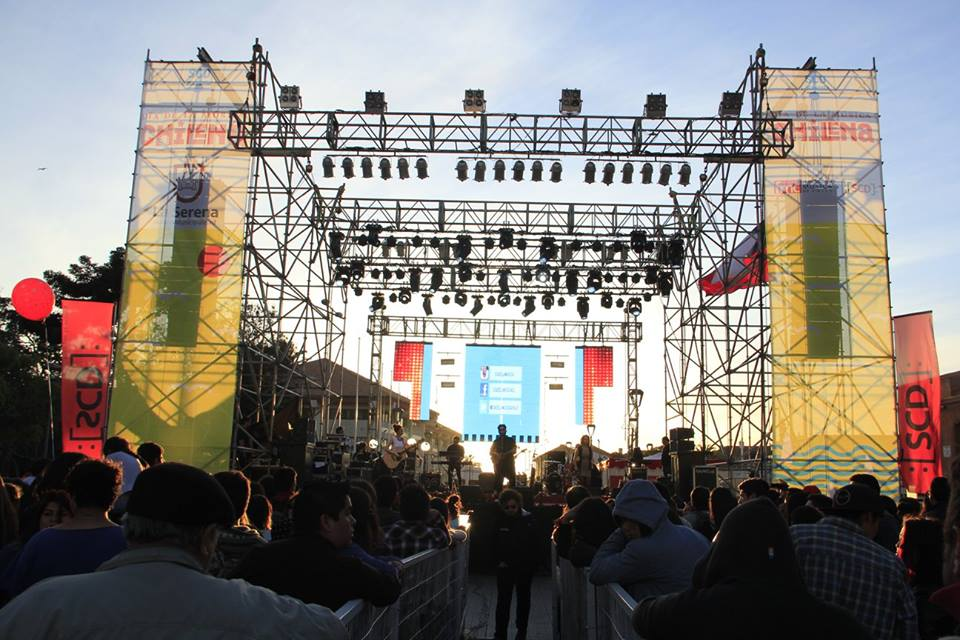 Día de la Música 2015 en La Serena