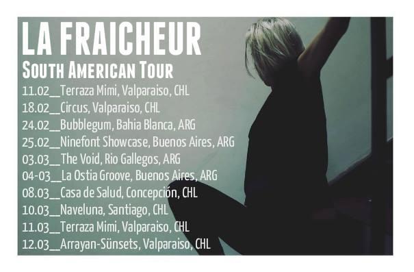 la_fraicheur_latinamerican_tour