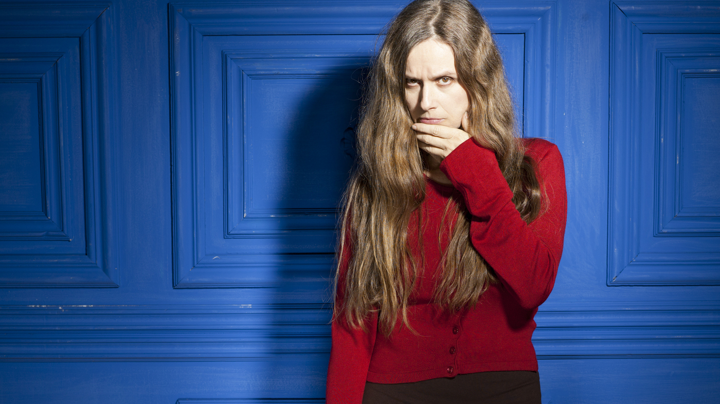 Juana Molina's new album, Wed 21, comes out Oct. 28.