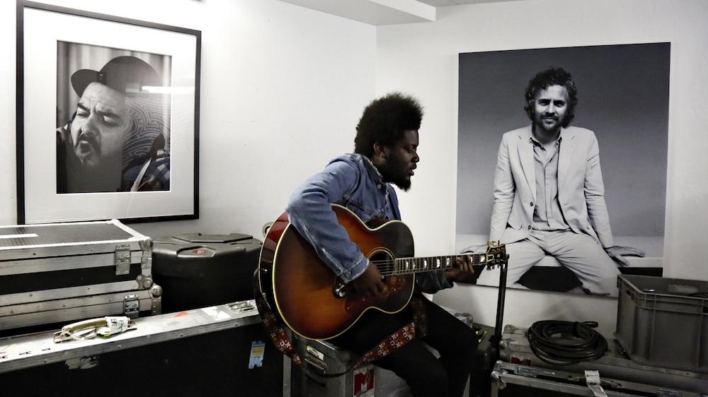 Michael Kiwanuka.
