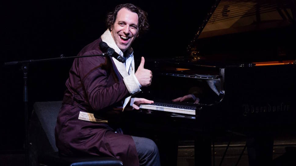 Shut Up And Play The Piano: el mundo de Chilly Gonzales