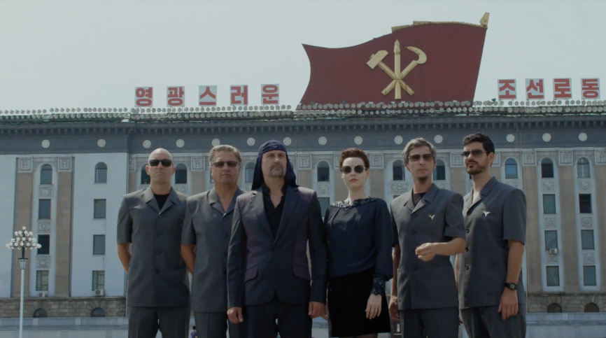 Liberation Day: cómo Laibach tocó en Corea del Norte