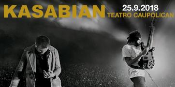 Cambian fecha de Kasabian en Chile