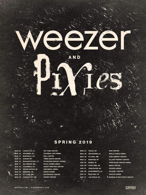 Weezer anuncia nuevo álbum de estudio