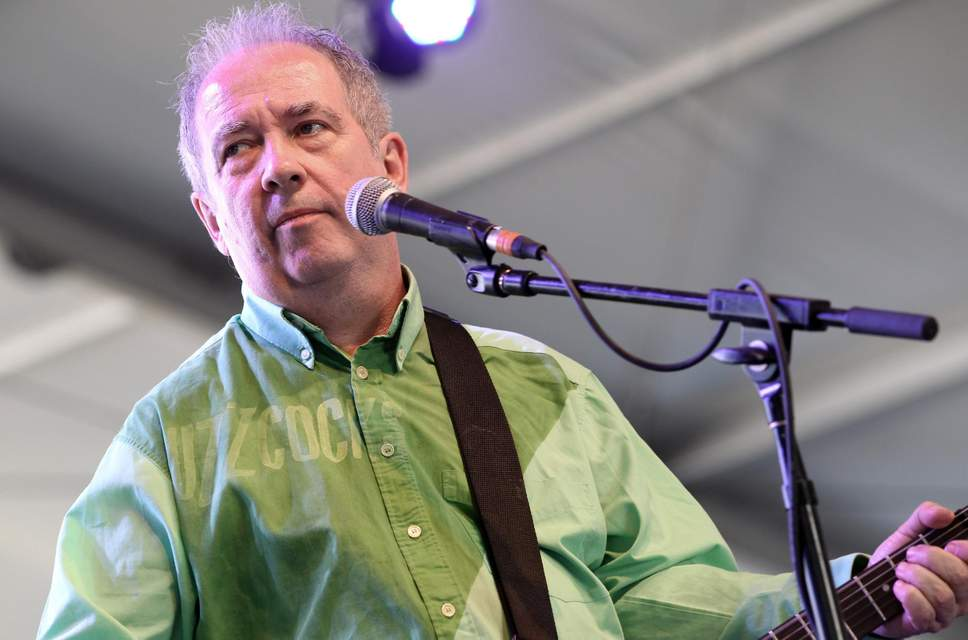 Murió Pete Shelley, líder de Buzzcocks