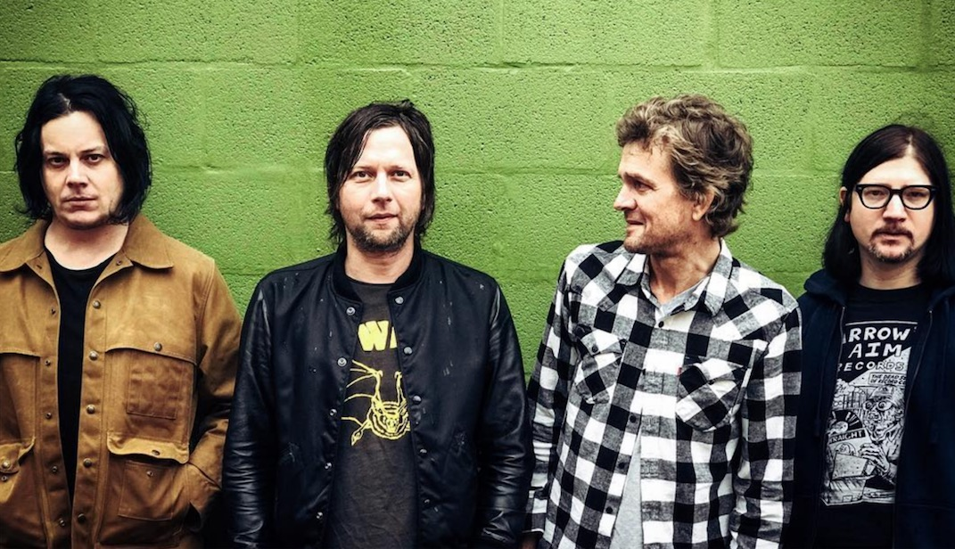 The Raconteurs debutan en Chile