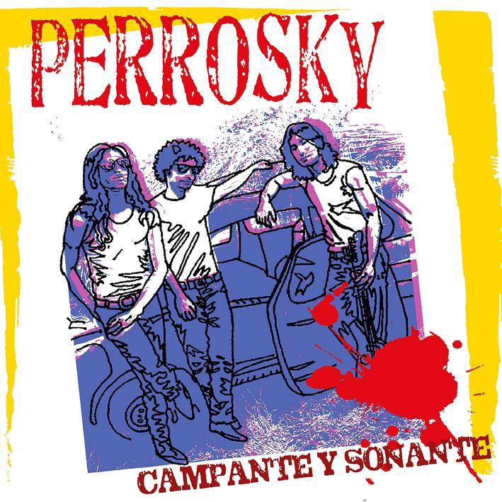 Perrosky - En La Linea / Todo (Jon's Jam)