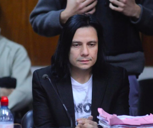 Cristian Aldana es condenado a 22 años de prisión