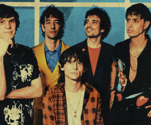 The New Abnormal: The Strokes anuncia nuevo disco y lanza video