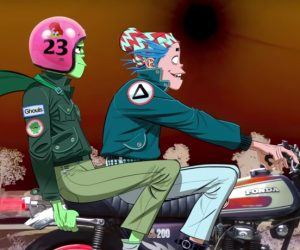 'Aries', el deleite bailable entre Gorillaz y Peter Hook