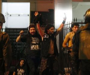 Punk y circo: la miseria del periodismo