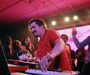 """Frente Cumbiero: """"la salsa y lo brasilero se comían toda la atención relacionada a Latinoamérica"""""""