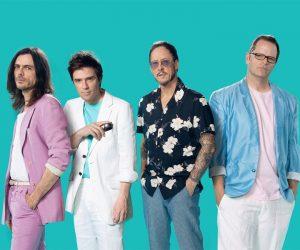 El milagro de las empanadas: Weezer debuta en Chile